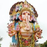 Why is Ganesha worship a secret in Japan? Why is the statue hidden?