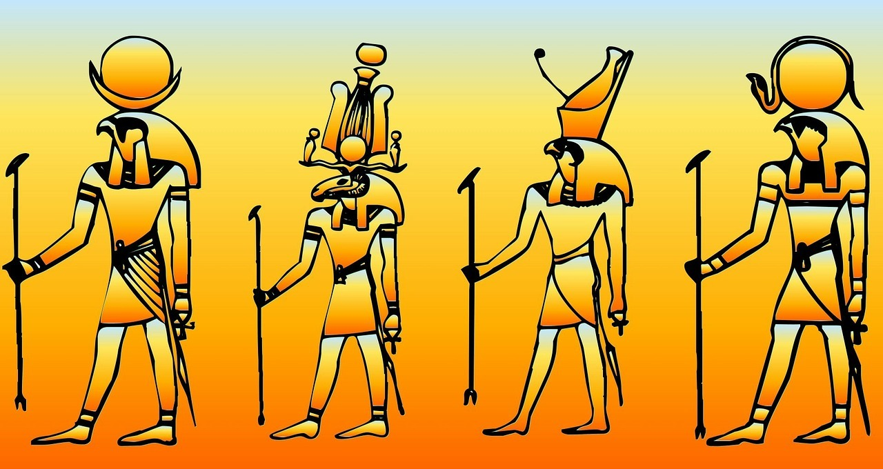 The Raga of The Egyptian Gods – How did they come into existence? Who was the first Pharaoh? (Egyptian mythology)