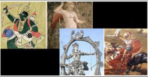 ARE THE GREEK GODS HINDU GODS?
