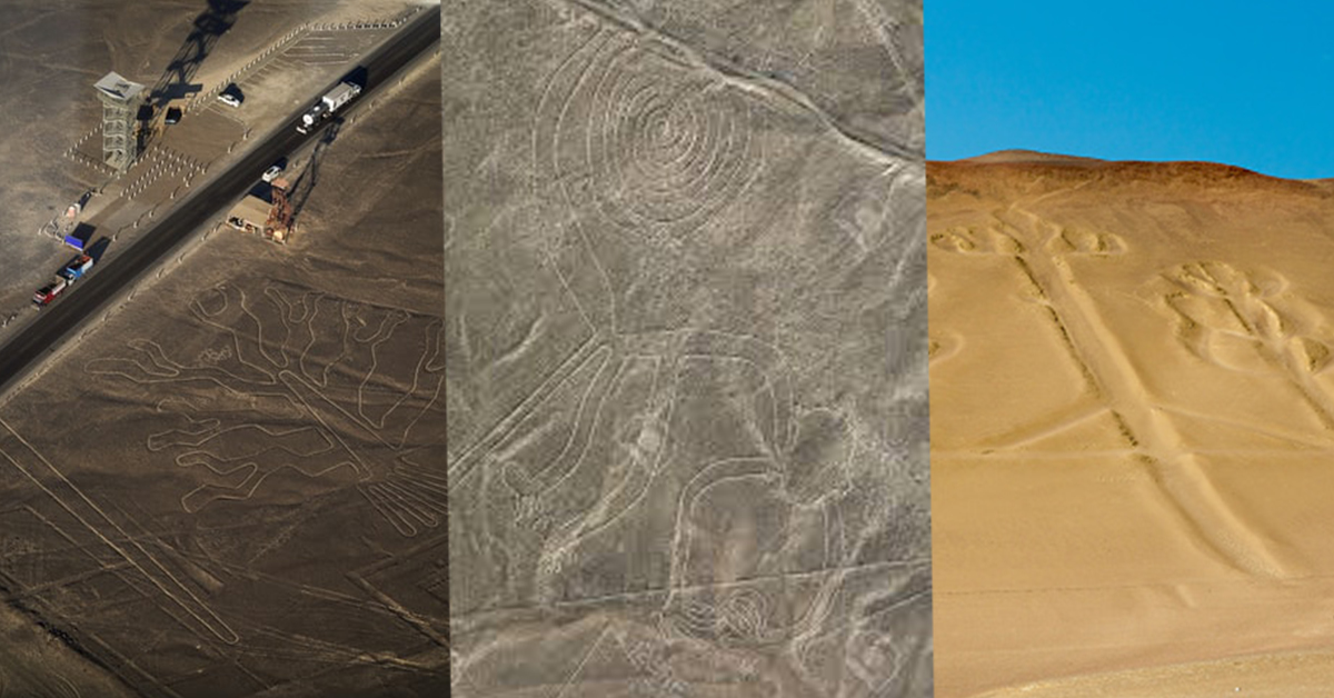 Are The Nazca Lines Of Peru Part Of Hinduism? How Did Hinduism Reach Latin America?